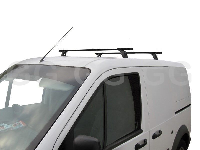 Heavy Duty Ladder Roof Rack Bars Ford Transit Connect 2002-2013