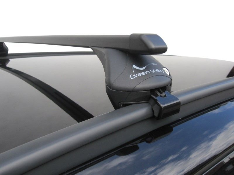 Roof Rack Rail Bars Lockable Audi Q5 SUV 2008 - Onwards | with Flush Rails