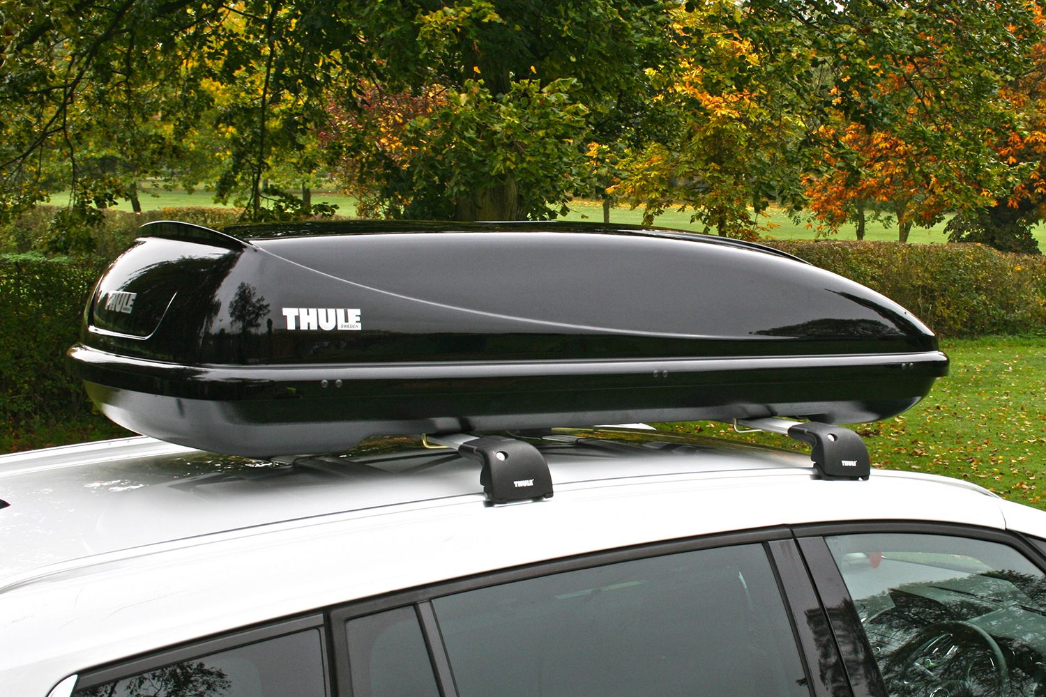 7098072043c Thule Roof Box Ocean 200 Large Capacity